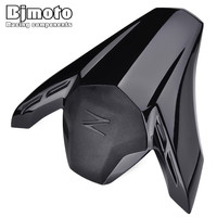BJMOTO For Kawasaki Z900 2017 Motorcycle ABS Unpainted Rear Seat Cover Motor Fairing Rear Tail Cover