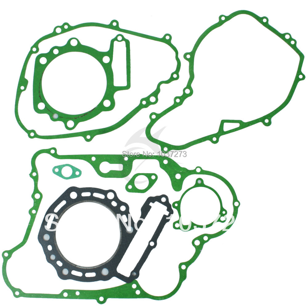 цена на Completed Engine Gasket Kit Set For Kawasaki KLR650 KLR 650 (Fit: for Kawasaki KLR)