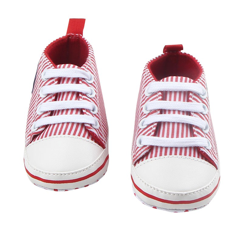 Autumn Soft Sole Prewalker Elastic canvas Soft Bottom Baby Toddler Shoes Casual Bebe Shoes First Walkers 0-12M Baby