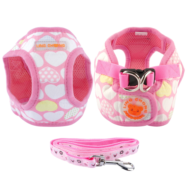 Soft Puppy Small Dog Harness