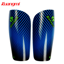 Kuangmi 1 Pair Leg Support Leg Protector Pads For Football Training Shin Board Soccer Leg Warmers Adults $ Child Sports Safety