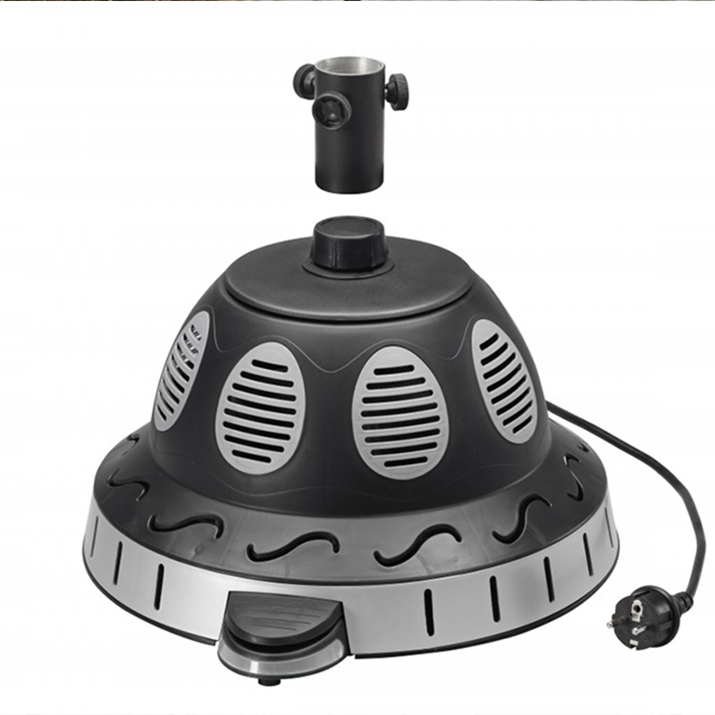 Aliexpress.com : Buy Outdoor Umbrella Under Table Heater Ceramic PTC Heater  Floor Standing Electric Patio Heater IPX4 Waterproof 220 240V From Reliable  ...