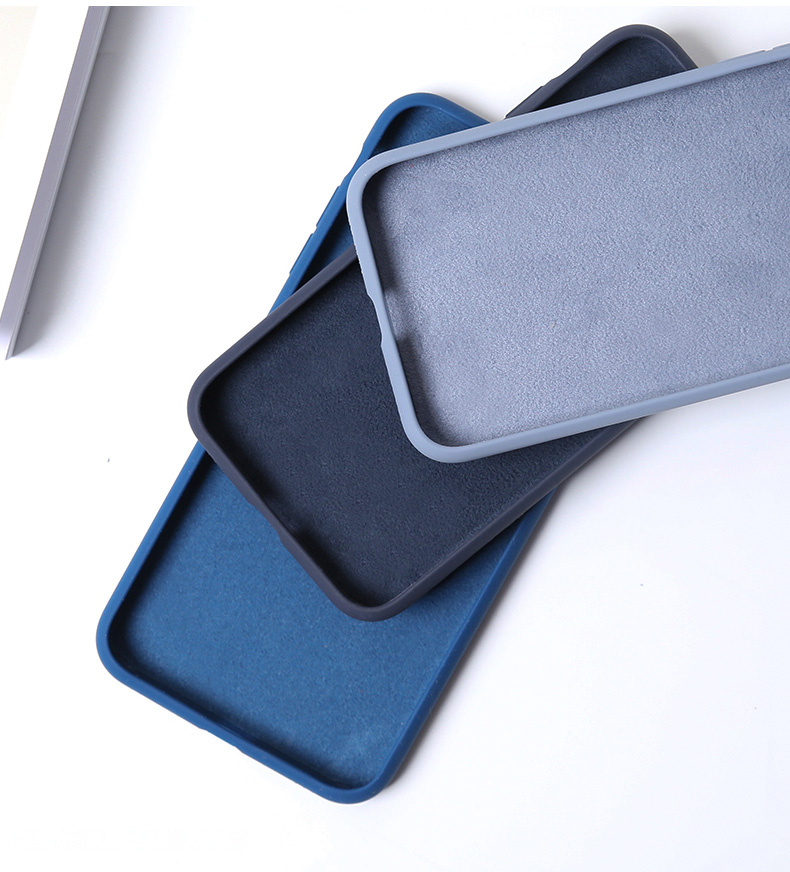 Silicone Case for Apple iPhone 15