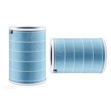 Purificador de aire Xiaomi 2 filtro de aire inteligente Mi purificador de aire núcleo eliminación HCHO formaldehído versión