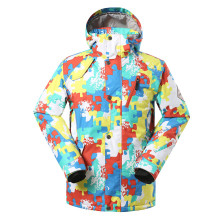 Winter Snowboarding jacket men outdoor Ski Coat Skiwear thermal Windproof Waterproof outwear