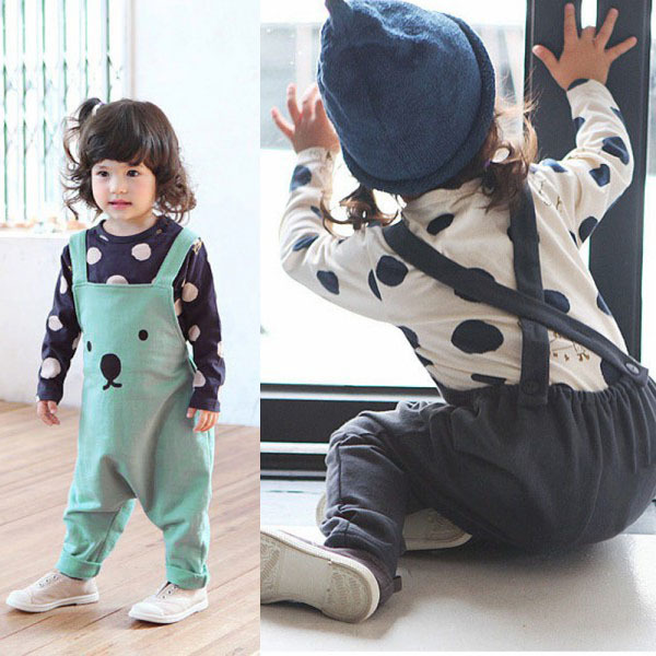 New-fashion-Baby-Boy-Girls-Bib-Pants-Overalls-Bear-Print-Harem-Pants-Long-Trousers-0-3Y-3
