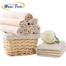 Mother Kids Diapering Toilet Training Nappy Liners Cotton Water Absorb Reusable Washable Inserts Boosters
