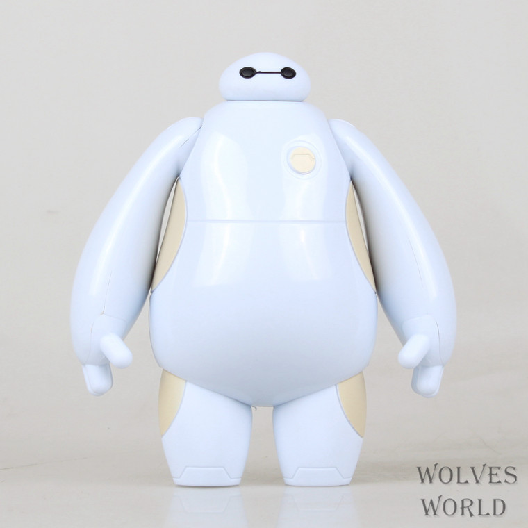 <font><b>Big</b></font> <font><b>Hero</b></font> <font><b>6</b></font> Hand <font><b>Action</b></font> <font><b>Figure</b></font> Adjusted Lovers Collection Model Toys Free Shipping <font><b>Baymax</b></font> white fat arm can <font><b>rotate</b></font>