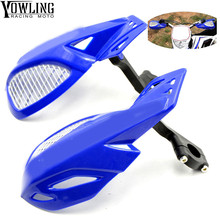 Dirt bike Motorcycle 7/822mm handlebar brake hand guard For YAMAHA YZ WR SEROW TTR XT 250F 426F 450F 250X 250FX