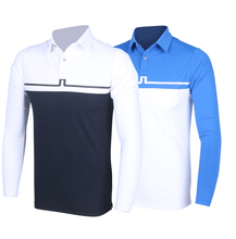 2016 NEW arrival golf t-shirt for jl autumn long-sleeve clothes male golf long-sleeve male long-sleeve