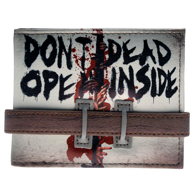 Walking Dead Don't Open…