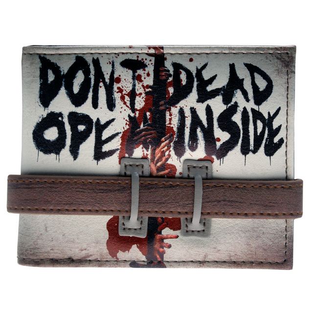 Portfel Dont open dead inside - aliexpress