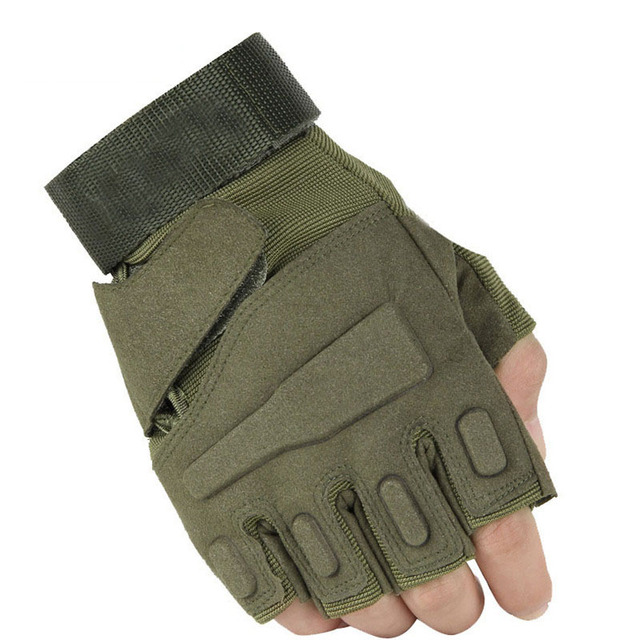 2018 US Army Tactical Gloves Outdoor Sports Full Finger Combat Motocycle Slip-resistant Mittens Air Force Military Gloves