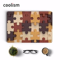 3D Puzzle Laptop Sticker Full Cover Skin For MacBook Sticker Air Pro Retina 11 12 13