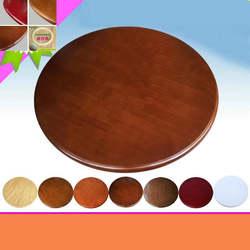 HQ WL2 80 см/32 INCH Dia твердой древесины дуба Lazy Susan проигрыватели обеденный стол поворотные пластины