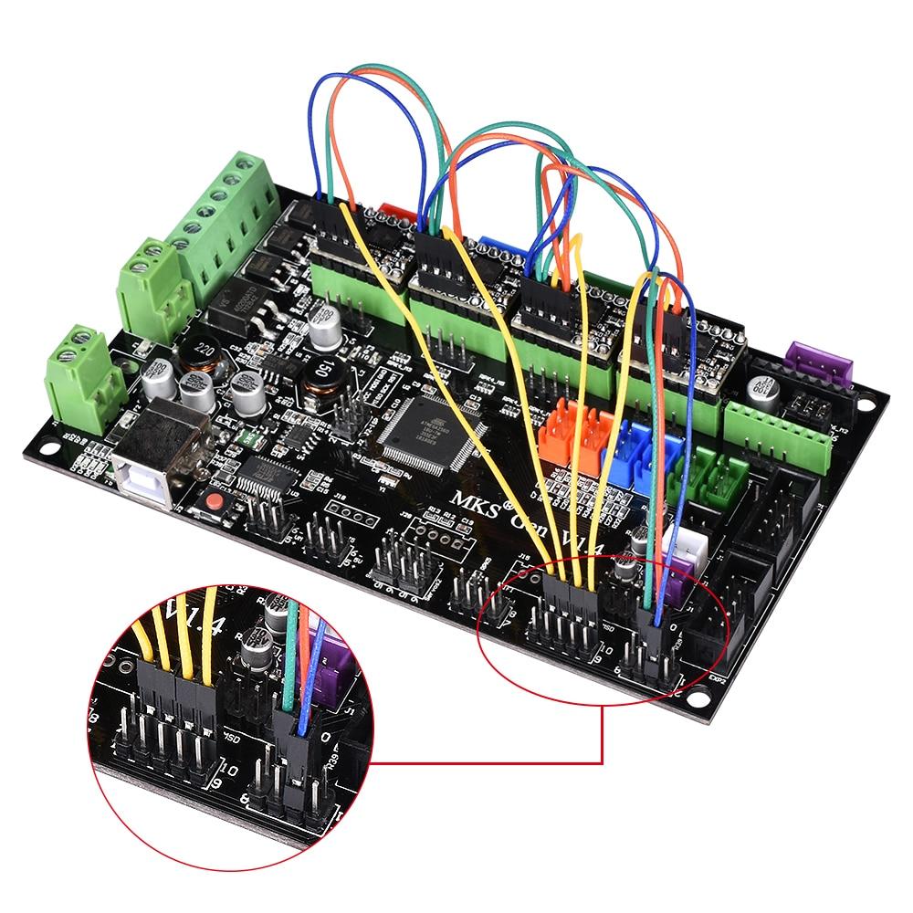 Kopen Goedkoop MKS Gen V1 4 3D Printer Control Board Om