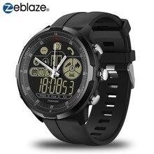 Новый Zeblaze VIBE 4 гибридный флагманский прочный Smartwatch 50 M водостойкий 33-month Standby Time 24 h All-Weather Monitoring Smart Watch