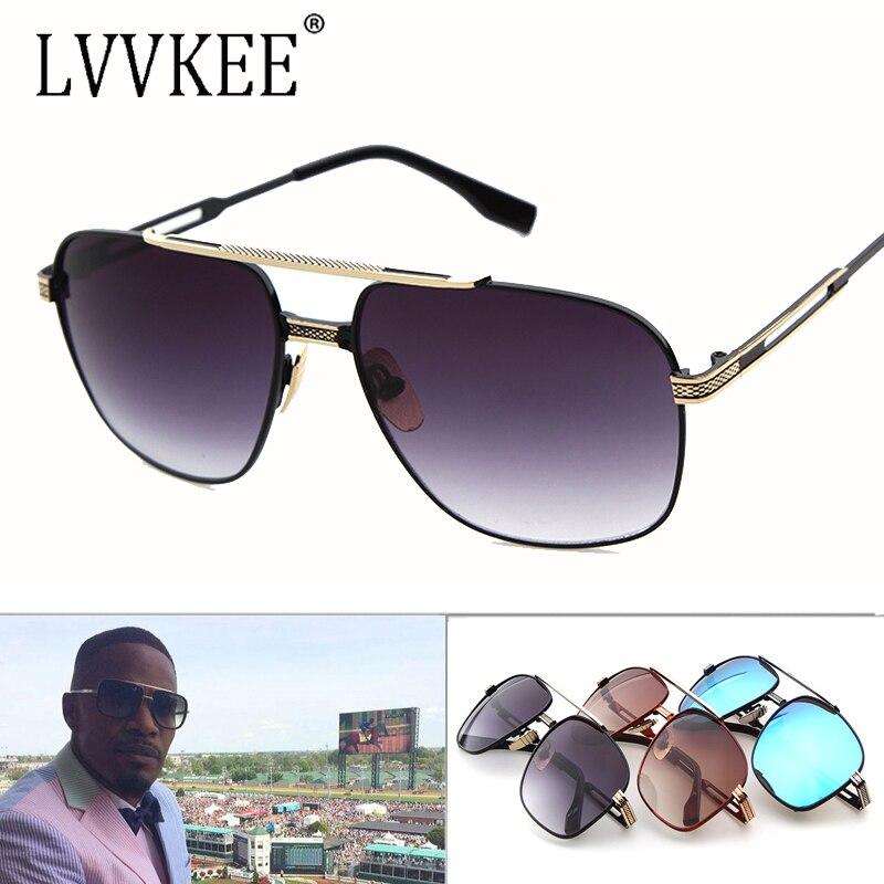 2017 Nové sluneční brýle Pilot Superstar dámské / pánské Módní značkové značkové mužské ženské zrcadlo Sluneční brýle VICTOIRE UV400
