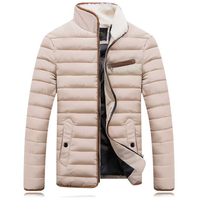 Подробнее о Men Winter Coat 2016 New Spring Men's Cotton Blend Mens Jacket And Coats Casual Outwear For Men Clothing Y1015-97E 2016 winter solid men jackets spring men s cotton blend mens jacket and coats casual thick outwear plus clothing male