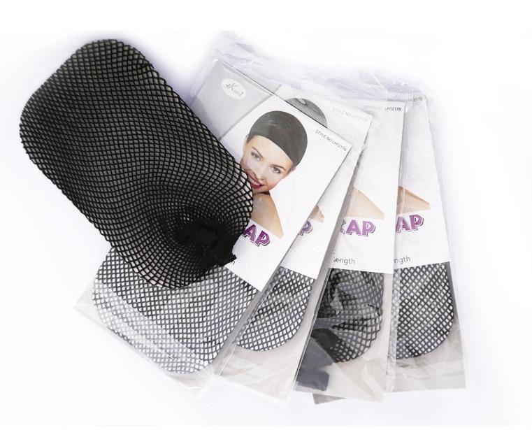 ᗑ】Estirable malla casquillo de la peluca elástica elásticos del ...