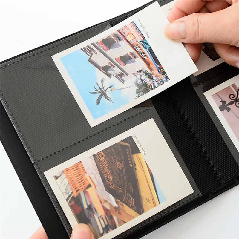 64 Pockets 3 Inch Starry Sky Photo Book Album For Fujifilm Instax Mini Films Album Instax Mini 9 8 7s 90 70 25 Name Card Holder