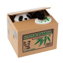 Panda Thief Money Piggy Banks
