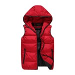 New-Arrivals-Solid-Mens-Vests-Hooded-Zipper-Male-Down-Jacket-Warm-Cardigans-Mens-Jackets-And-Coats