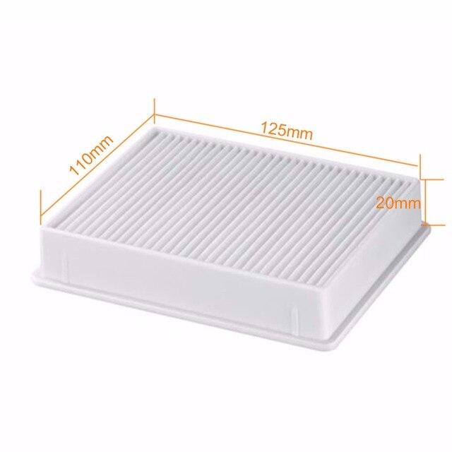 1 ensemble/6 pièces aspirateur pièces poussière moteur filtres Hepa pour Samsung filtre nettoyeur DJ63-00669A SC43 SC44 SC45 SC46 SC47 series