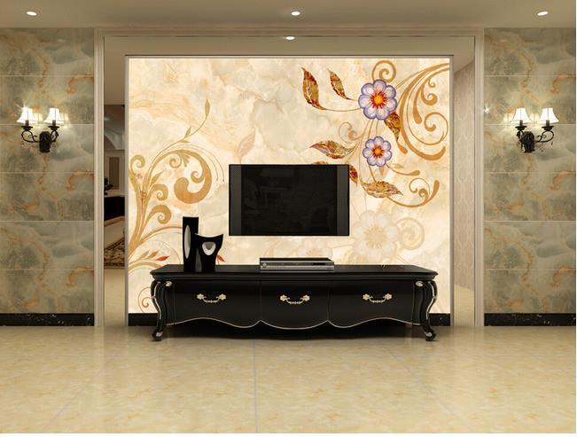 3D Wallpaper Benutzerdefinierte Fotowand Papier Anaglyph Fliesen Vertraglich TV Sofa Bettwsche KTV Hotel Wohnzimmer Kinder
