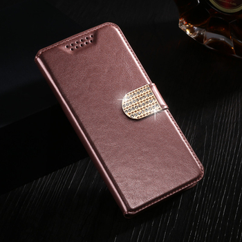 Wallet cases for Ergo B506 Intro V500 Vector V551 Aura V600 Vega new flip cover leather phone case protective cover image