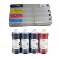 970 de recarga de cartucho com o chip ARC + 500 ml dye ink 4 pcs para HP Officejet Pro X576dw/x476dn/x551dw/x451dn/x476dw