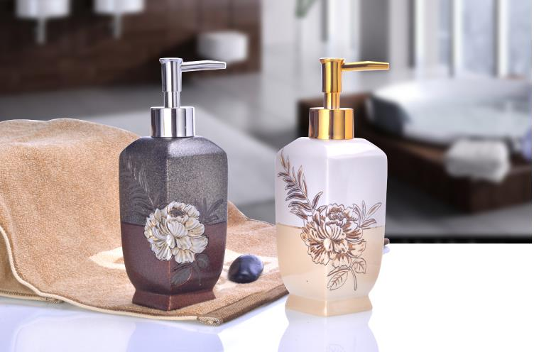 Retro Bathroom Accessories Resin Soap Dispenser In Liquid Soap Dispensers  From Home Improvement On Aliexpress.com | Alibaba Group