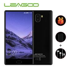 "LEAGOO KIICAA Mix 5.5 ""lunette-Moins Affichage 4G Smartphone MTK6750T Octa Core 3 GB RAM 32 GB ROM 13MP Android7.0 Tactile ID portable"