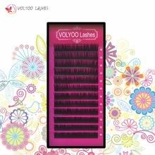 VOLYOO individual Eyelash extension 0.05/0.07/0.1/0.15  8-14mm False Eyelashes