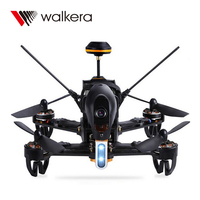 Walkera F210 BNF RTF RC Drone Quadcopter with 700TVL Camera & Receive Devo 7 Transmitter OSD Battery Charger Mini Drone