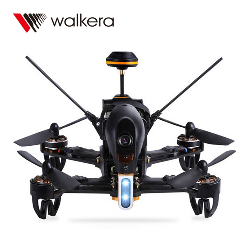 Walkera F210 BNF RTF RC Drone Quadcopter with 700TVL Camera & Receive Devo 7 Transmitter OSD Battery Charger Mini Drone original walkera f210 with devo 7 transmitter rc drone quadcopter with osd 700tvl camera battery charger