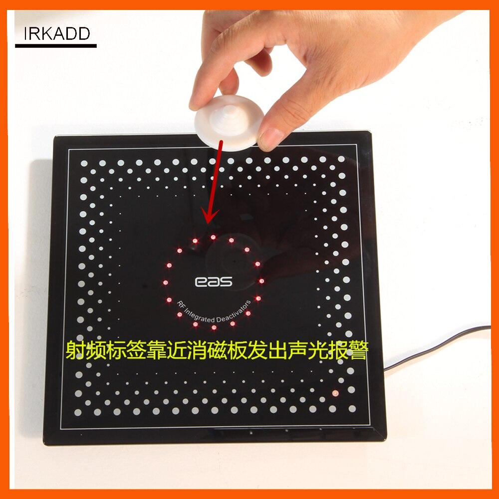 Здесь можно купить  label deactivator for RF8.2Mhz eas system  security label deactivator for supermarket sensor tag eas tag detector 110V-250V   Безопасность и защита