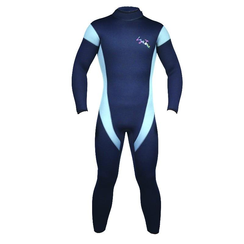 Layatone men neoprene 6mm 5mm body suits long sleeves surf wetsuit A1615