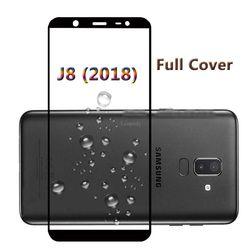 Полное покрытие закаленное стекло для Samsung Galaxy J8 2018 SM J810F/DS J810G/DS экран протектор Защитная пленка для Samsung J8 J810F J810G 2018 Защита экрана Защитная пл...