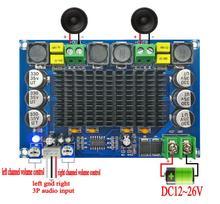 TPA3116D2 150W*2 Dual channel Stereo High Power Digital Audio Power Amplifier Board with TL074C OPAMP