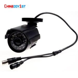 Image 4 - Наружная Водонепроницаемая камера видеонаблюдения, 4 мм, 800TVL, дневное и ночное видение