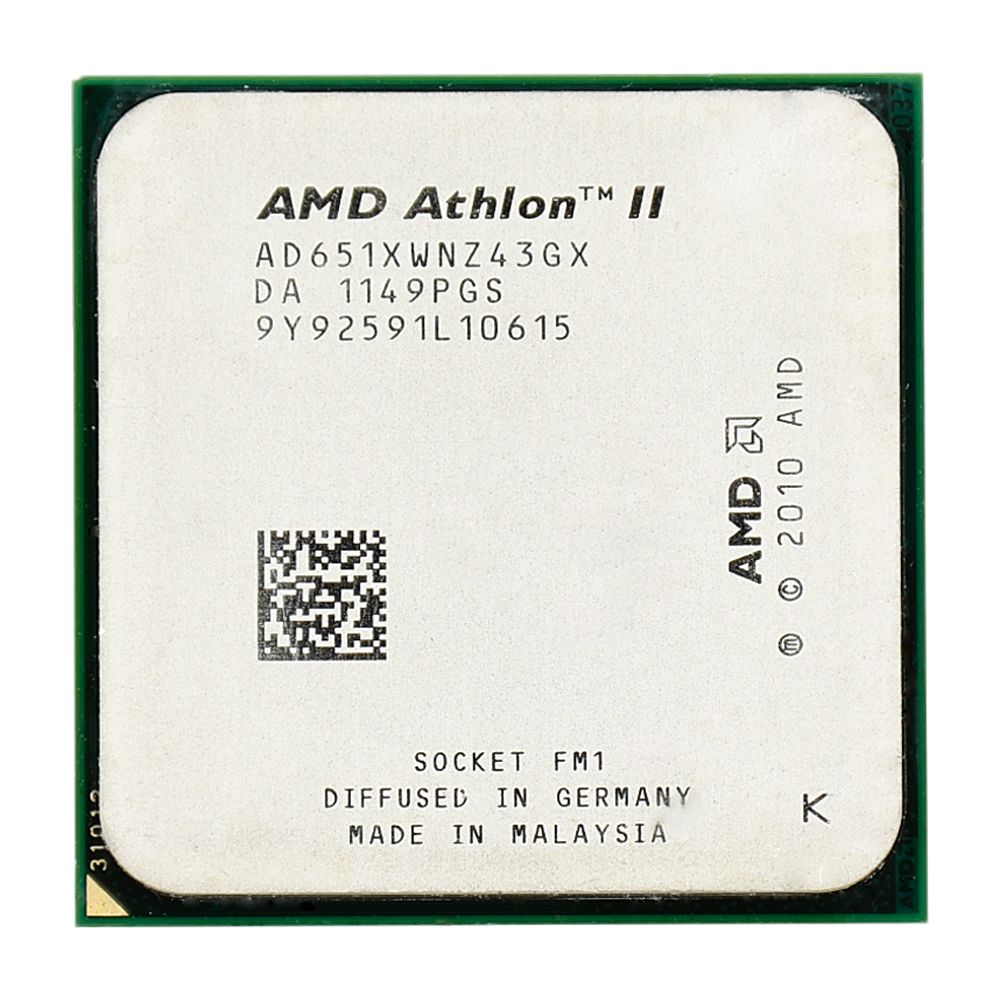 AMD Athlon II X4 651  4MB 32nm 100W .0GHz Quad Core Socket FM1  CPU Processor-in CPUs from Computer & Office