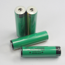 цена на New Original Protected Battery For Panasonic NCR18650A 3100mah 18650 3.7V Rechargeable Lithium Batteries with PCB