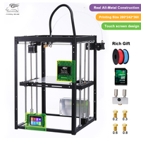 Free shiping Flyingbear-P905X DIY 3d Printer kit Full metal Large printing size High Quality Precision Makerbot Structure