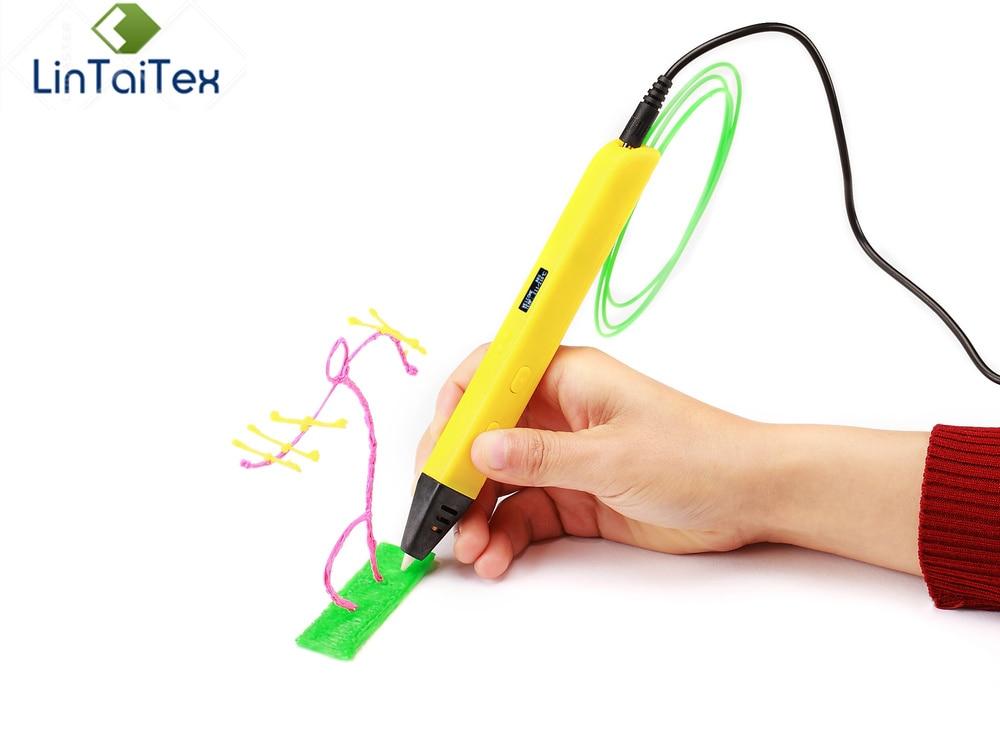 Stylo 3D d'impression professionnelle de RP800A 3D avec l'affichage d'oled pour l'art de Doodling et l'artisanat meilleur stylo 3d de cadeau de noël d'enfants