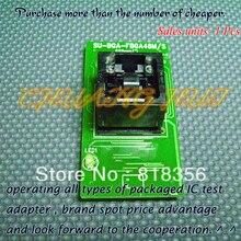 СУ-БГА-FBGA48M-с программист адаптер FBGA48 BGA48 1048-14(703)адаптер/гнездо IC/ИК тест гнездо