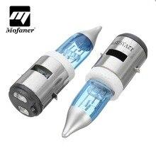 2 шт. BA20D ксеноновый белый светильник с высокой мощностью для мотоцикла, головной светильник, лампа для мотора, скутера, мотоцикла, 35 Вт, налобный фонарь
