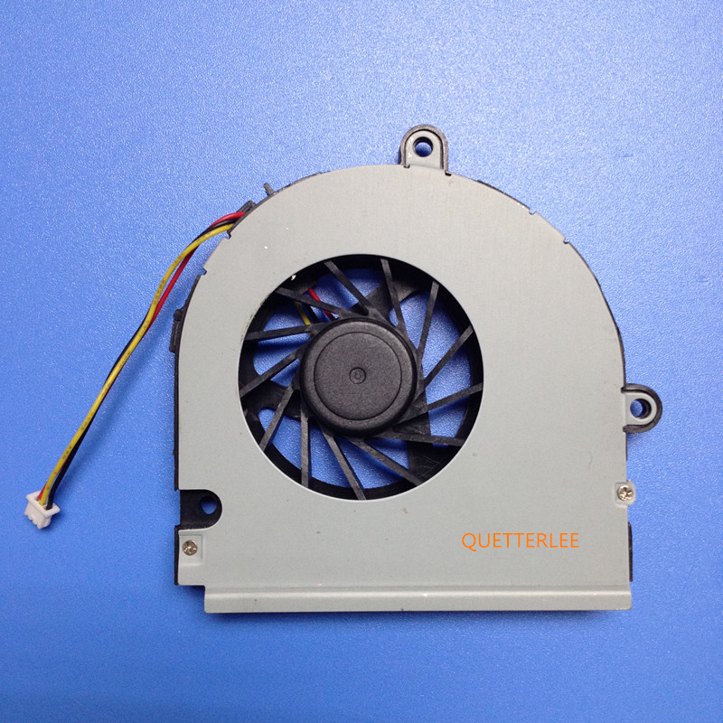 NEW FOR ASUS K43T K43B K53B K53BY k53t A53U k53 k43 X53U K43TK a43 a53 x43 k73 laptop cpu cooling fan cooler картридж sakura sac7115x black для hp laserjet 1000 1200 1200n 1200se 1220 1220se 3300 3310 3320 3320n 333