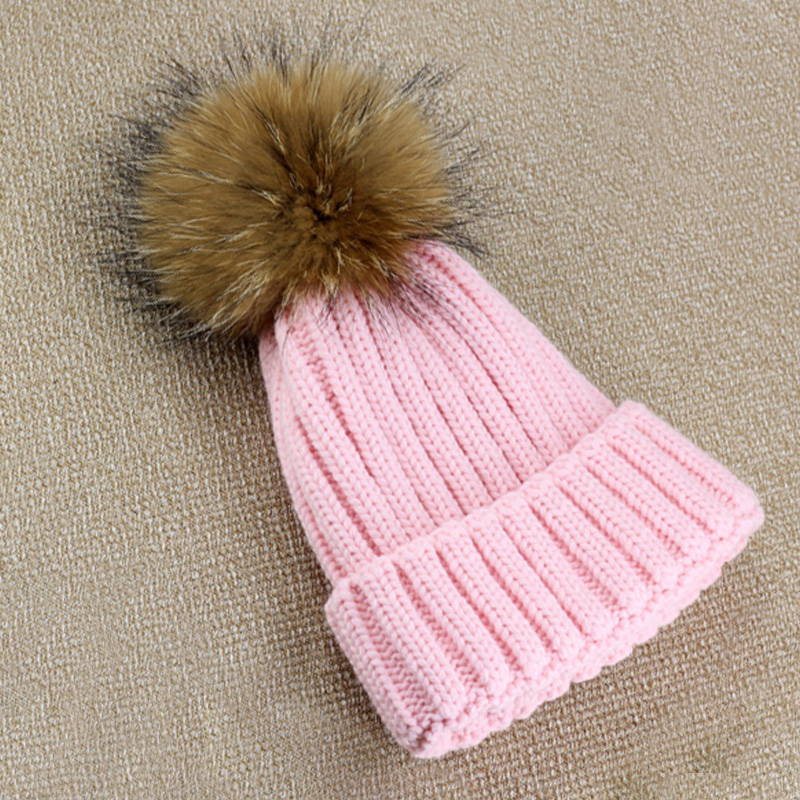 Detail Feedback Questions about Beautiful Fashion Sweet Womens Winter Warm  Crochet Knitted Beret Beanie Ball Caps Hats Pink 2016 Hot on Aliexpress.com  ... 95c07baa5b7