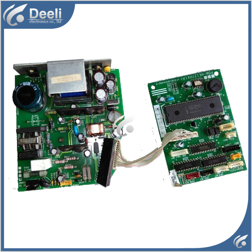 95% new Original for air conditioning Computer board POW-K8HV-BHK127HV 1FA4B1B021000 1FA4B1B024400-0 Control panel  new air conditioning compressor 20y 810 1260 for new pc200 8 pc220 8